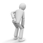 すべり症と狭窄症を併発して麻酔が利かない腰痛 40代男性