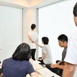 授業内容を急遽変更して生徒のギックリ腰の考察とアプローチ